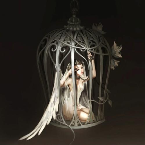 «Uma fada na gaiola» de Carlos Alberto Silva