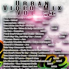 Urban VideoMix Vol 51
