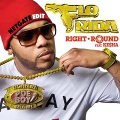 Flo Rida & Kesha vs. BYOR - Right Round (Netgate Edit) (FREE DOWNLOAD)