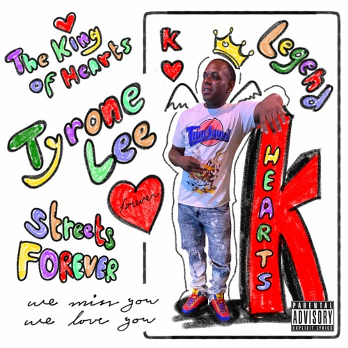 T.Lee - Streets FOREVER (The King Of Hearts)
