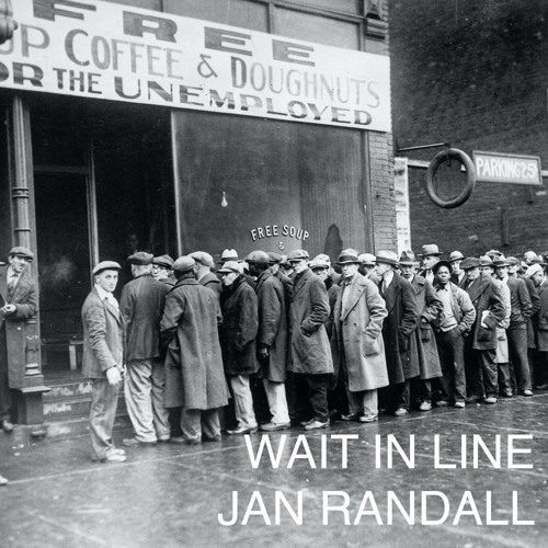 Wait in Line by Jan Randall