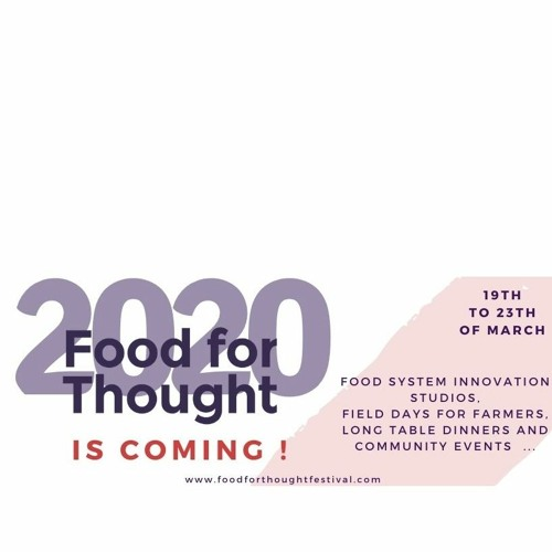 Conversations - Food for Thought Festival 2020