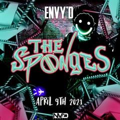 The Sponges - Live At Envy'd Lounge 4/9/21