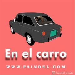En el carro Instrumental Reggaeton Type Beat