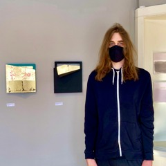 Teen Abstract Painter Jackson Duin Wades Into Curation