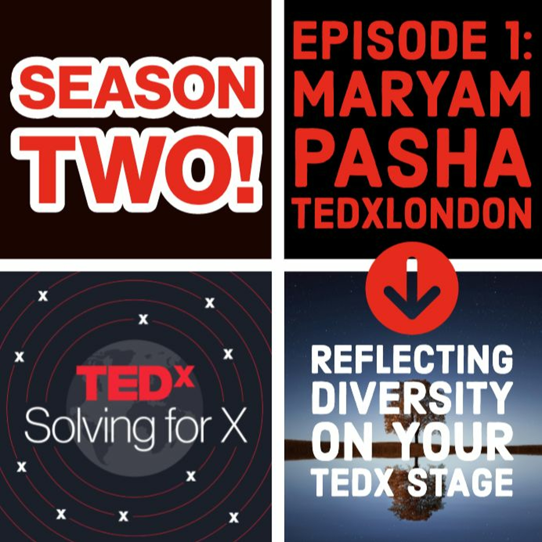Value your diverse community — Maryam Pasha, TEDxLondon
