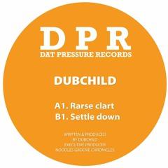 🎵 Dubchild - Rarse Clart (DPR Recordings) [Reggae Dubstep]