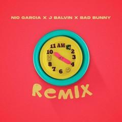 Nio Garcia, J Balvin & Bad Bunny - AM - DjRapero (Underground)