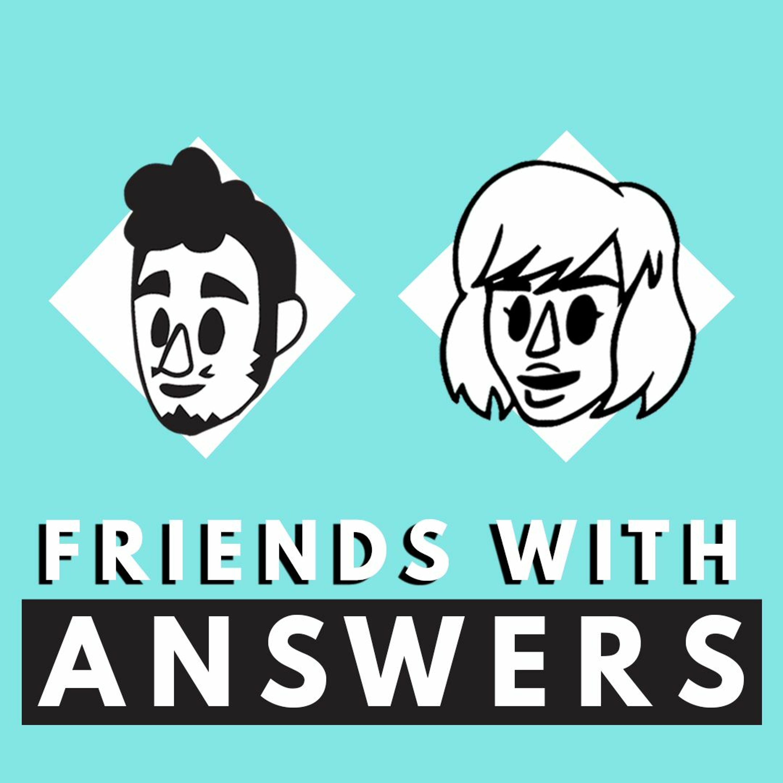 Ep. 13 - Bish Outta Water - Pat Interviews Hannah