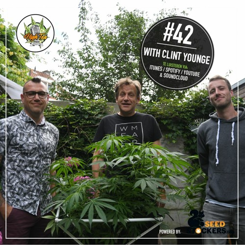 HighTeaPotcast #42 | With Clint Younge