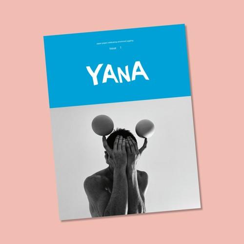 Yana magazine takes a fresh look at juggling