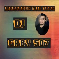 merengue mix tape Dj Gaby