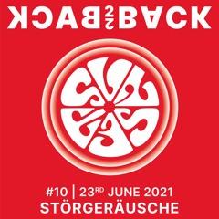 B2B010: SunSet BACK2BACK - Störgeräusche Studio Mix recorded in Hamburg