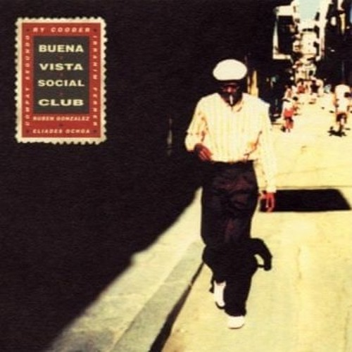 Charles Ritchie connecting with Buena Vista Social Club - A Talking Albums production