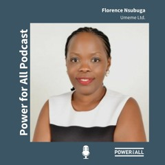 Leading the Utility of the Future in Uganda: Interview with Florence Nsubuga