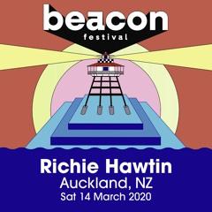 Richie Hawtin - Beacon Festival - Auckland, New Zealand -14.03.2020