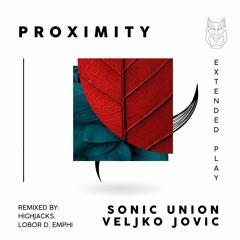 PREMIERE: Sonic Union, Veljko Jovic - Proximity (EMPHI Remix) [I AM DIFFERENT]