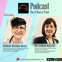 Dr. Lobna Karoui & Didem Gurdur Broo