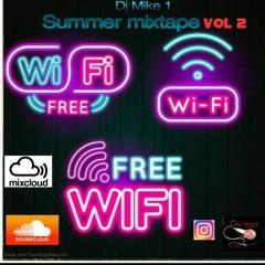 Dj mike 1 (Summer  Mixtape 2021) raw