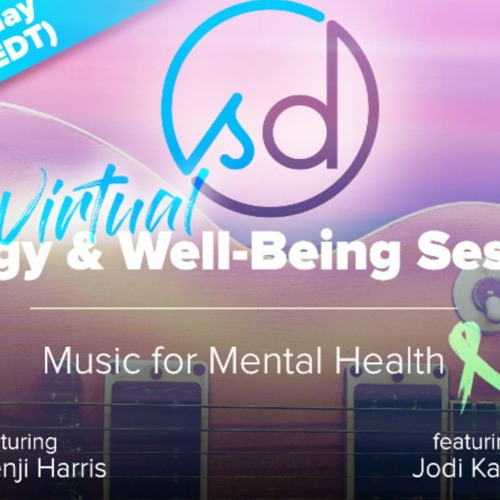 Music for Mental Health | Virtual Energy & Well-Being Showcase | SongDivision USA