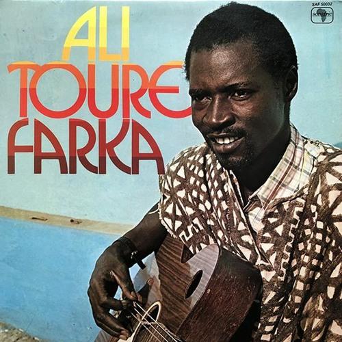 Ali Farka Toure (Digger's Digest Snippets)