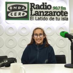 Daniela Arrocha, la niña escritora de 11 años