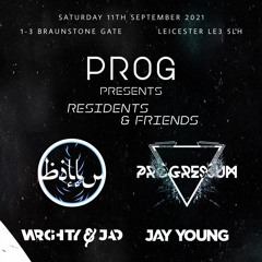 Jay Young @ Prog Events 2021 Full Set