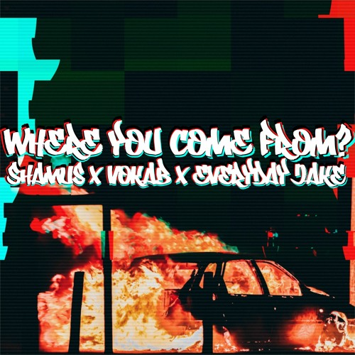 Where You Come From? ft. VoKab & Everyday Jake