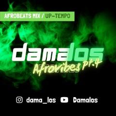 Afrovibes pt.4 by Damalos | AFROBEATS MIX 2021 2020 (ft. STONEBWOY | SARZ | D-BLACK | E.L.|MAYORKUN)