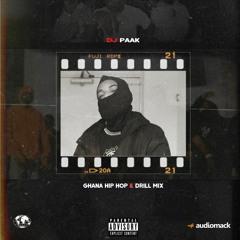 Ghana Hiphop & Drill Mix (2020)