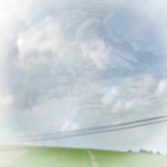 nieba błękit