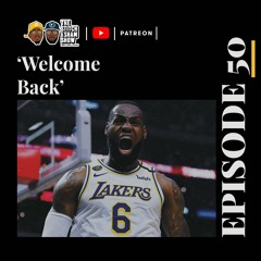 Episode 50 - The Stitch & Sham Show | WELCOME BACK!