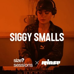 size? sessions: Siggy Smalls