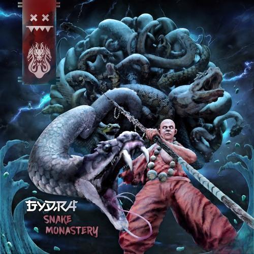 Eatbrain LP010 / Gydra - Snake Monastery LP