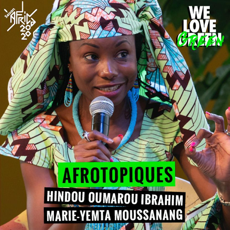 HINDOU OUMAROU IBRAHIM // Climat et biodiversité, perspectives autochtones au Sahel
