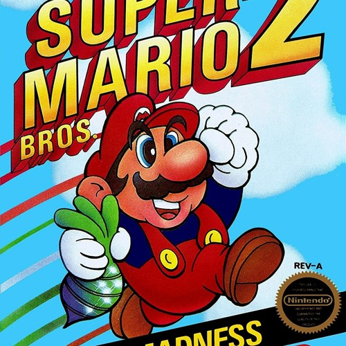 Galles in Lab - Super Mario Bros. 2