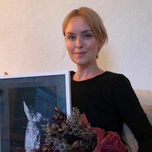 Livia Millhagen – mottagare av Svenska teaterkritikers förenings teaterpris 2019