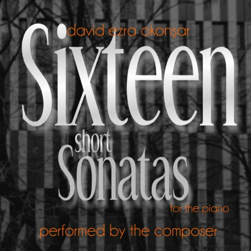 Sixteen Short Sonatas For The Solo Piano (2020)