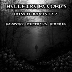 Hellfire records 14 - B1 Misanthropia - Doom Hk {extrakt