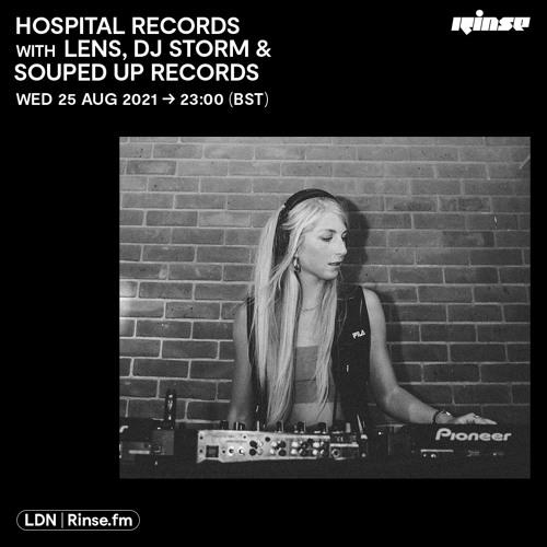 Download Lens, DJ Storm - Hospital Records Rinse FM (25-08-2021) mp3