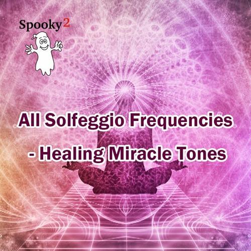 All Solfeggio Frequencies - Healing Miracle Tones | 396Hz, 417Hz, 528Hz, 639Hz, 741Hz & 852Hz