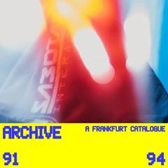 Premiere: Redeye - Ride With Aracknid [Die Orakel]