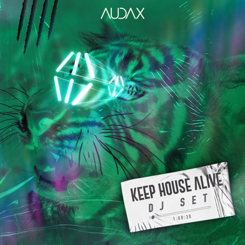 "DJ Mix of the month ""Keep House Alive"""