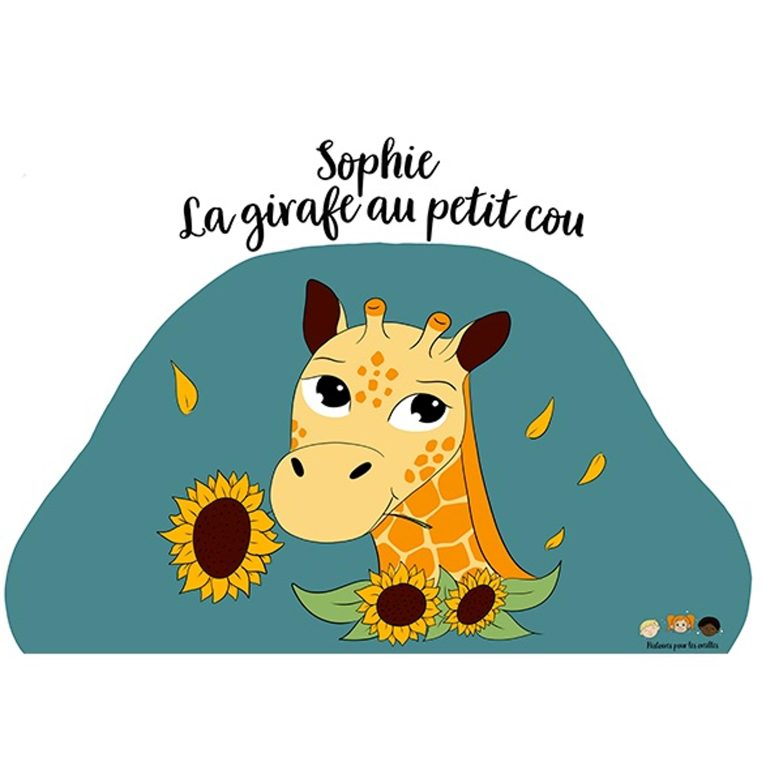 Sophie La Girafe au petit cou