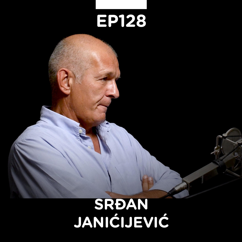 EP 128: Srđan Janićijević, serijski preduzetnik, Mokrogorska škola menadžmenta - Pojačalo podcast