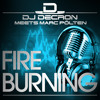 Fire Burning (Ron Ced Instrumental Mix)