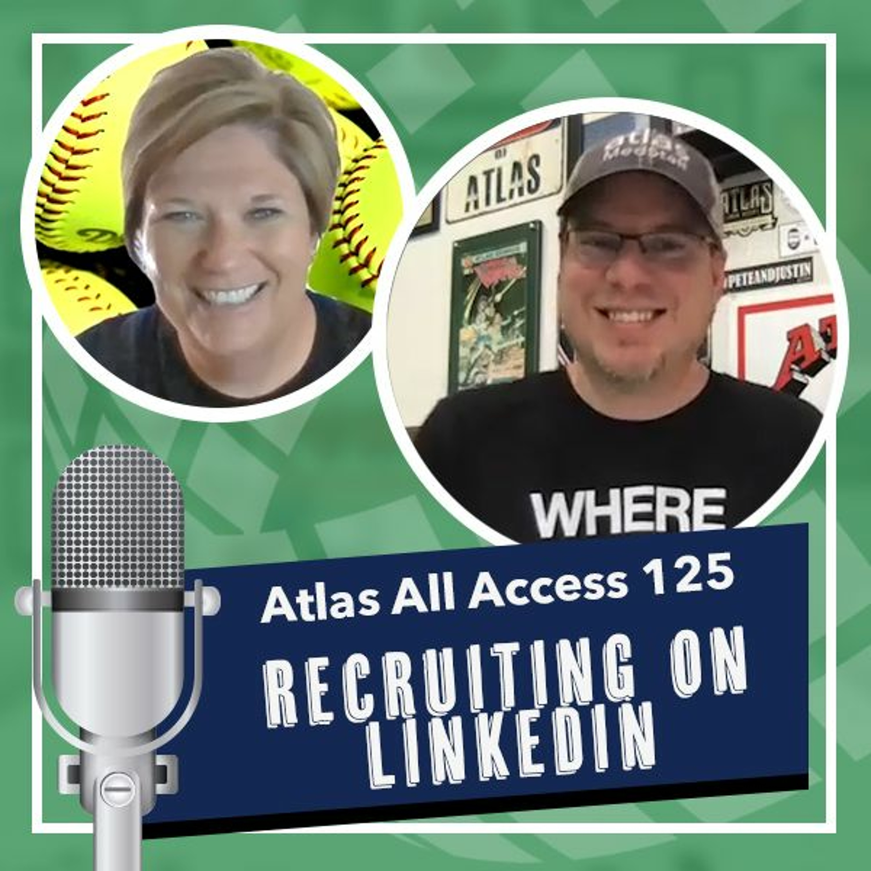 Recruiting on LinkedIn with Travel Nurse Recruiter Jody Pokorny - Atlas All Access 125