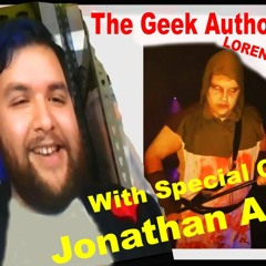 048 The Geek Authority Show - Jonathan Agurcia - Actor - Costumer - Cosplayer - Make-Up Artist