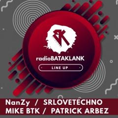 MIKE Den Alkool Mix Live @radioBATAKLANK /// 24-07-2021