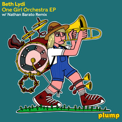 Premiere: Beth Lydi - Pull Through (Nathan Barato Remix) [Plump Records]